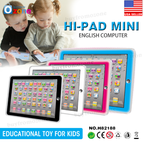 $15.99 - Baby Tablet Educational Toys Girls Toy For 1-3 Year Old Toddler Learning English