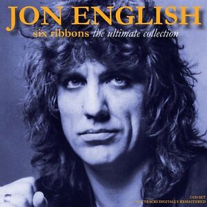 JON-ENGLISH-Six-Ribbons-The-Ultimate-Collection-2CD-BRAND-NEW-Best-Of