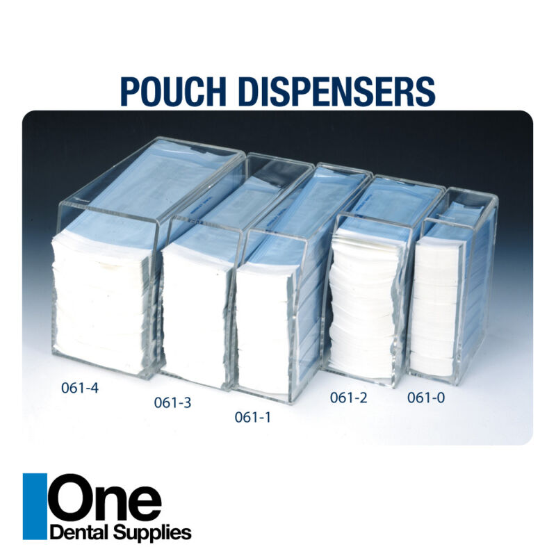 Dental Pouch Dispensers 2 pcs