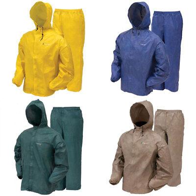 Frogg Toggs Ultra-Lite2 Rainsuit Ultra Lite 2 UL12104 Free Stuff Sack Free Ship ()