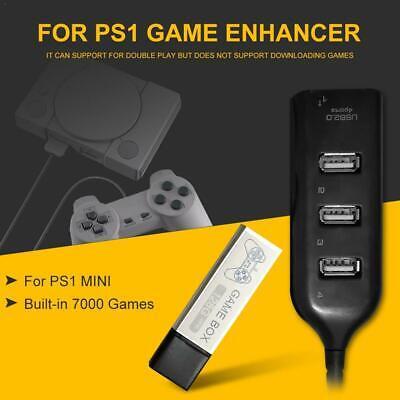 Spiel Game Stick Integrierter 7000 Spiele Open Source Emulator für PS1 Mini DE