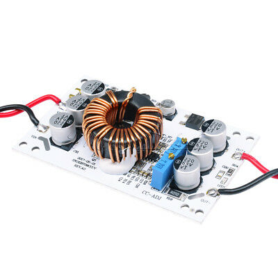 DC 10V-60V 600W 10A Converter Step-up Boost Constant Current Power Supply Driver Drive Power Converter