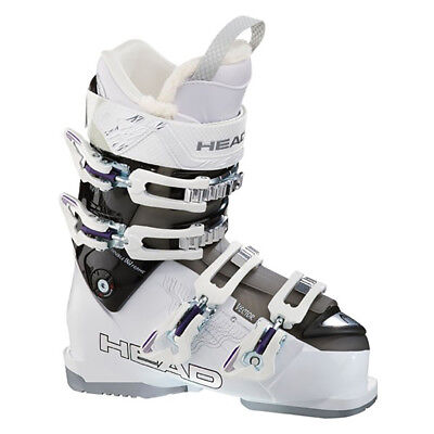 5ec5d3244f3 2015 Head Vector 100 Black/White Size 23.5 Women's Ski Boots