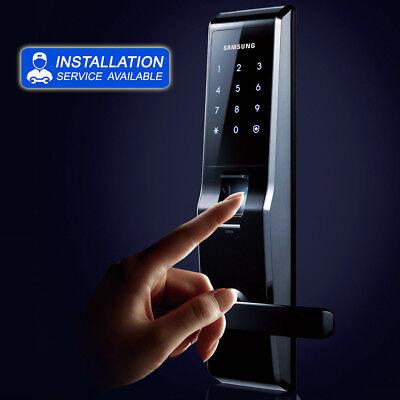[US Shipping] Samsung SHS-H700 Biometric Fingerprint Door Lock + English Manual Biometric Fingerprint Door Locks