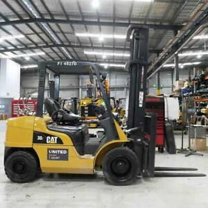 Used 3.0T Cat LPG Forklift Welshpool Canning Area Preview