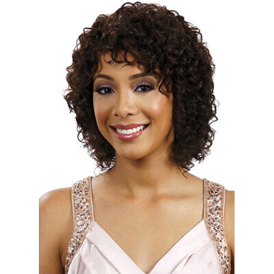 Bobbi Boss 100% Human Hair Wig - MH1228 - Wilma Wig