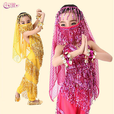 Belly Dance Costumes Set Kids Child Belly Dancing Clothes For Girl Children Wear](Belly Dance Costumes For Girl)