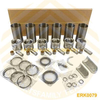 S6SD DI Engine Crankshaft Rebuilding Kit for Mitsubishi Caterpillar Forklifts