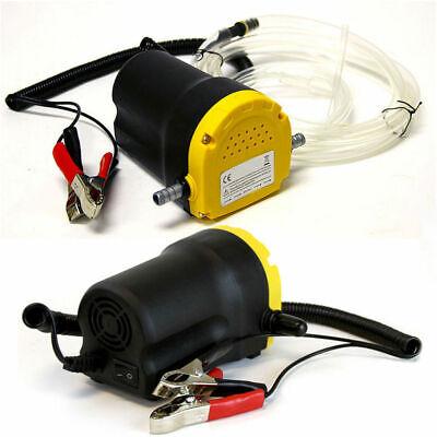 Electric Car Petrol Extractor 12v Oil Pump Transfer Diesel Fluid Fuel Truck Moto
