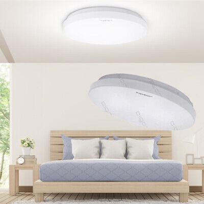 Ceiling Surface Mounted Round 20W Daylight LED Bulkhead Light Lamp Energy Saving