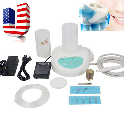 Dental Ultrasonic Scaler Handpiece Self Contained Water Bottle Cavitron Usa
