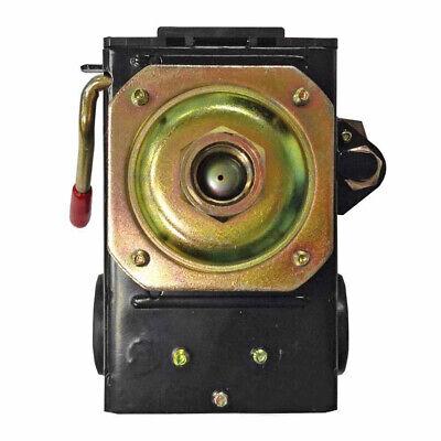 Quality Air Compressor Pressure Switch Control Valve 90-120psi 35-150psi