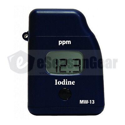 Milwaukee Mw13 Mini Colorimeter Photometer Water Tester Meter