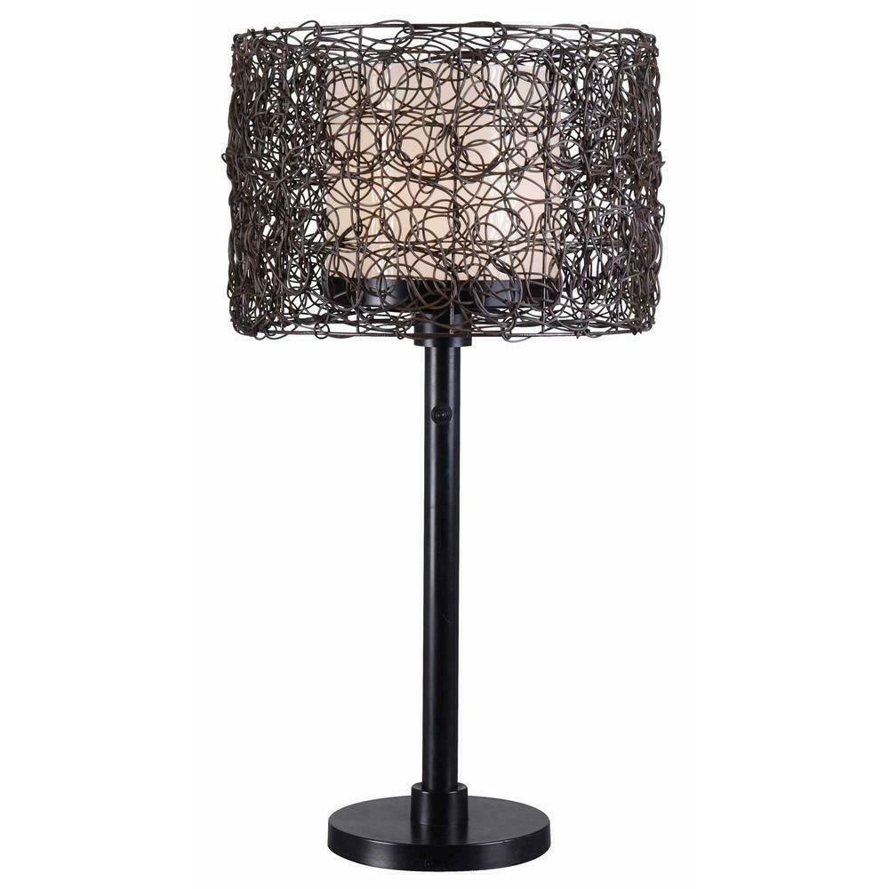 Tanglewood 1 Light Outdoor Table Lamp