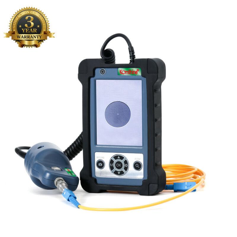 Fiber Video Inspection Probe Fiber Optic End Face Inspection KIP-600V with 4 tip