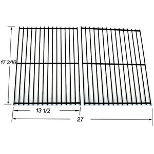 Grill Master 720-0697 Gas Grill Replacement Porcelain Steel Cooking Grid