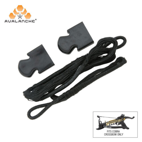 Cobra Replacement String for 80 lb 2 Caps pistol crossbow