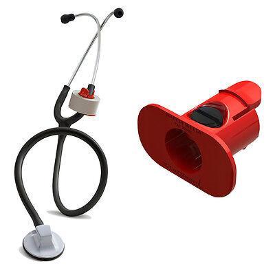 S3 Stethoscope Tape Holder Red - Littmann Adc Nursing Emt Ems Medic Nurse Gift
