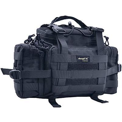 SHANGRI-LA Tactical Bags & Packs Assault Gear Sling Range Hiking Fanny Waist EDC