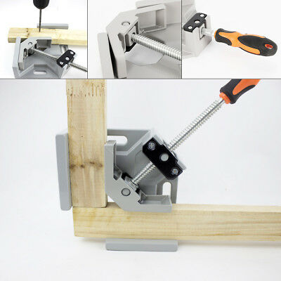 90right Angle Clamp Vise Corner Clamp Corner Vice Woodworking Metal Welding Usa