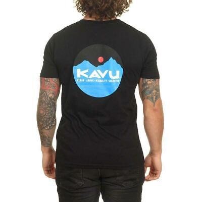 Kavu Klear Tee Black Kavu Men's Clothing T-Shirts