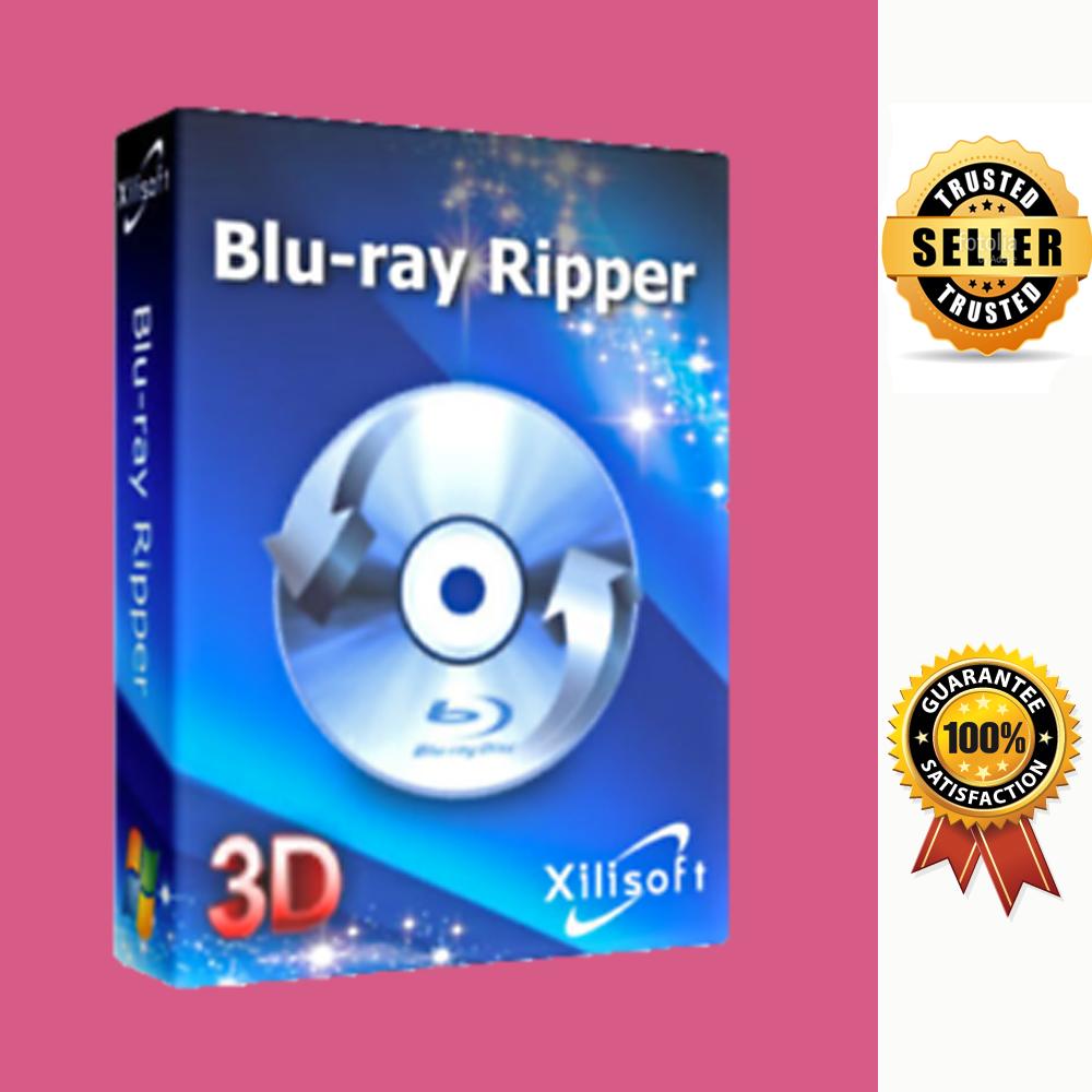 Xilisoft Blu-ray Ripper 7  ✔ Vollversion ✔ Deutsch ✔FAST VIA EBAY Message ✔