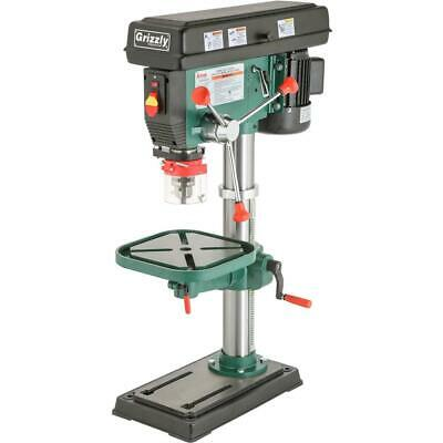 Grizzly G7943 14 Heavy-duty Benchtop Drill Press