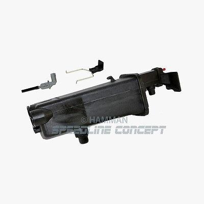 BMW Coolant Reservoir Overflow Expansion Tank + Sensor + Clip X3 X5 3 E46 781