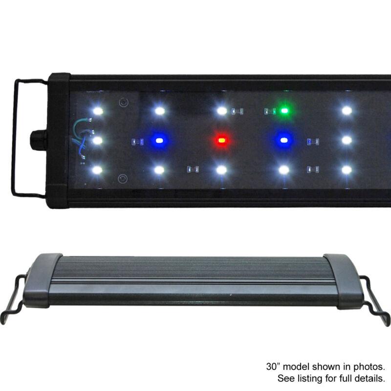 Beamswork EA Full Spectrum LED Aquarium Fish Tank Light 12 18 24 30 36 48 60 72