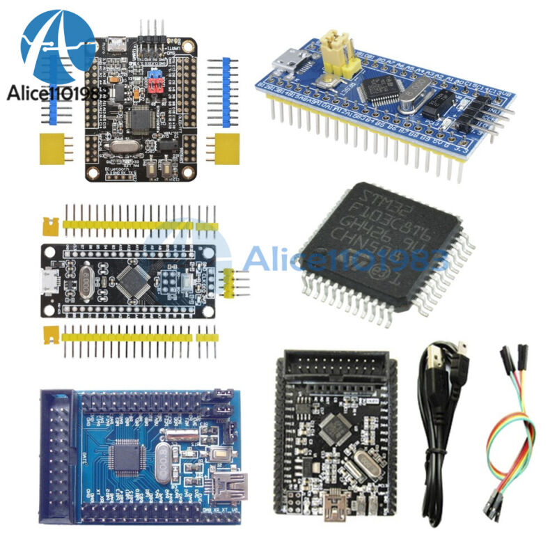 Stm32f103c8t6 Stm32 Cortex-m3 Minimum System Development Core Board For Arduino