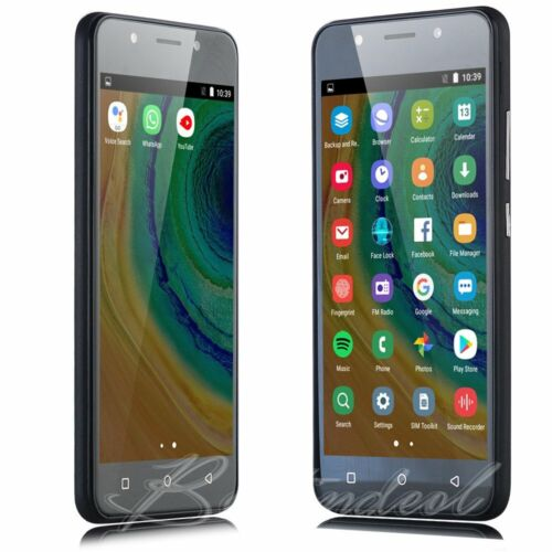 """Android Phone - Cheap 5.0"""" 2 Sim 4 Core Android Smartphone Unlocked Shockproof Mobile Phone 4GB"""
