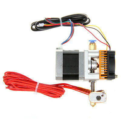 Geeetech upgrade MK8 extruder with 0.3mm nozzle for makerbot Prusa 3D Printer