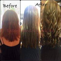 Microloop / Hot Fusion Hair Extensions OCTOBER PROMOTION