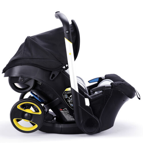 Luxury Newborn Baby Trolley 3 4 in 1 Car Seat Strollers With Accesories Infant