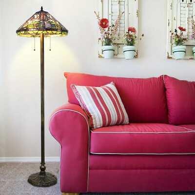 Tiffany Style Calla Lilly Floor Lamp 16