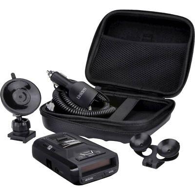 Uniden R3 360 Degree Long Range Radar/Laser Detector with Voice Alert & GPS