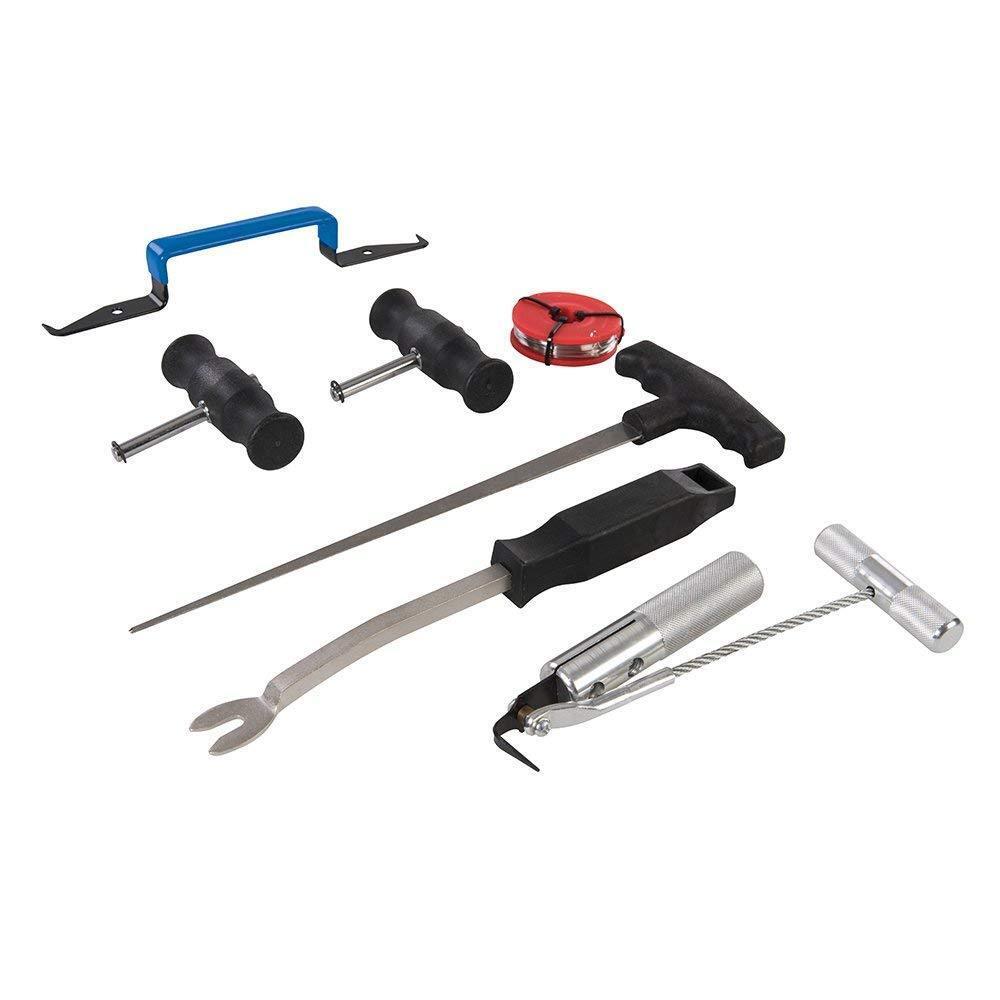 Silverline 554603 Windscreen Removal Kit 7 Piece Set