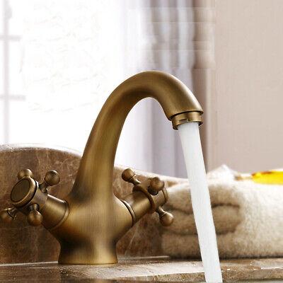 Grifo de Lavabo Grifo Baño Cascada Mezclador monomando para lavabo de Latón