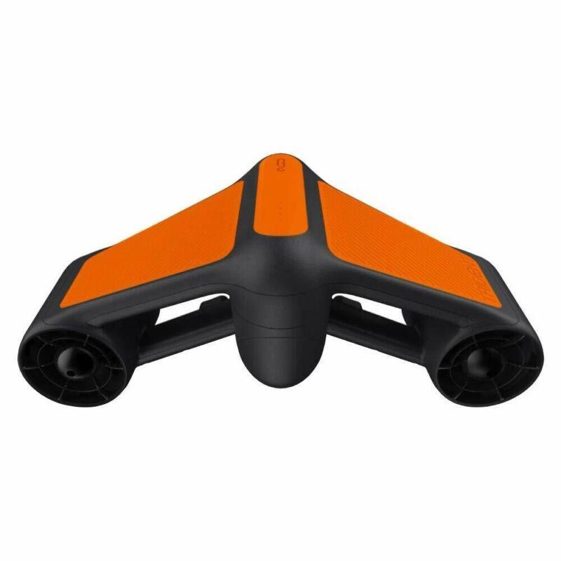 Geneinno Trident Underwater Scooter Dual Propellers Orange