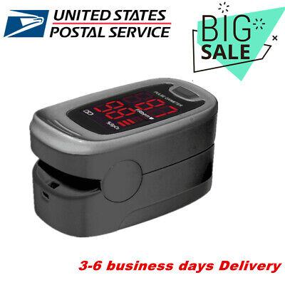 Contec Finger Tip Pulse Oximeter Spo2 Heart Rate Monitor Blood Oxygen Meter Usa