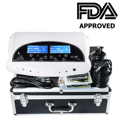 NEW DUAL ION DETOX IONIC AQUA FOOT BATH CHI SPA MACHINE US