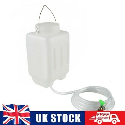 Auxiliary Gas Fuel Tank Oil Container Tuning Bottle For Motorcross Dirt Bike UK