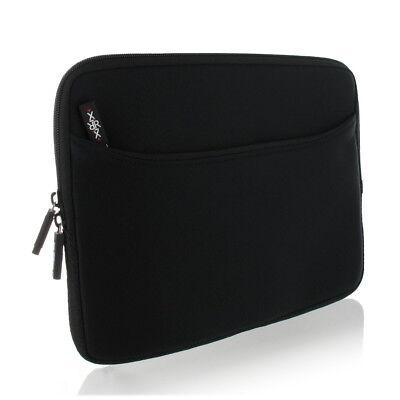 Xirrix Tasche für HP Pavilion x360 13 Schutzhülle Neopren schwarz Etui Case (Tasche Hp Pavilion)