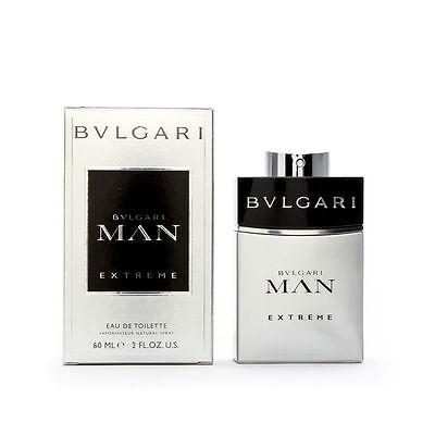 BVLGARI MAN EXTREME by Bvlgari 2.0 oz EDT Spray Men