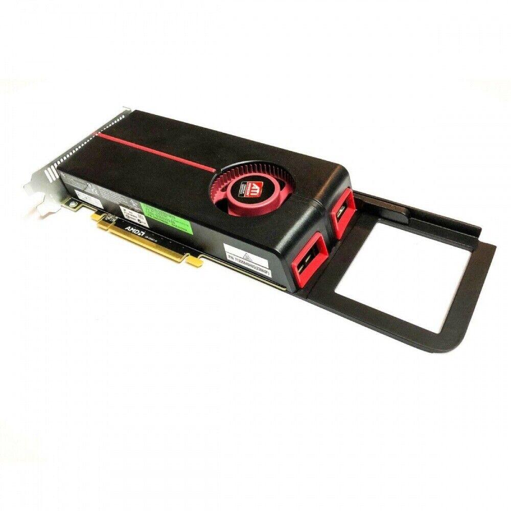 Grafikkarte AMD Radeon HD 5770, 1GB GDDR5, PCI-E 2.0 x16, 1x DVI-I 2x Mini-DP