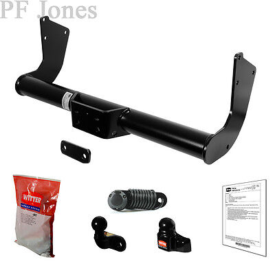 Flange Tow Bar Towbar for Ford Transit LWB Chassis Cab 1991-2000