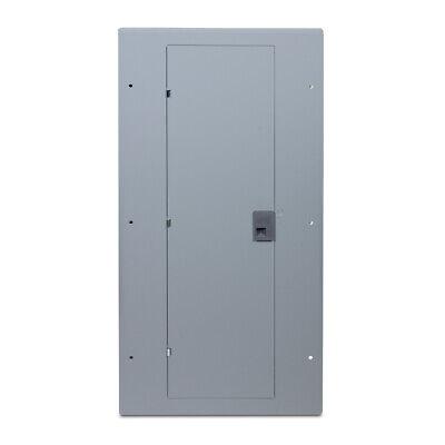 Ge 200-amp 32-space 40-circuit Copper Bus Indoor Main Breaker Box Panel New