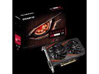RX 460 4GB Gigabyte AMD VIDEO Graphics CARD