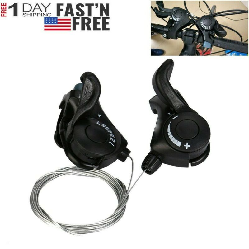 Mountain Bicycle SL-TX30-7R Trigger Shifter 7 Gears 21 Speed