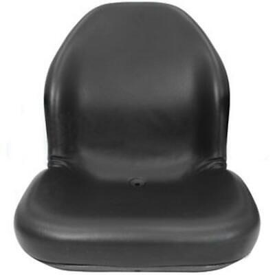Black Seat For John Deere Skid Steer 260 270 280 313 315 317 325 328 332 Ct315
